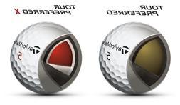 1 dozen tour preferred tp x golf