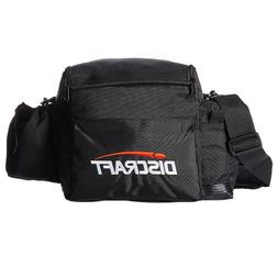 Discraft 12 Disc Tournament Golf Bags, Black