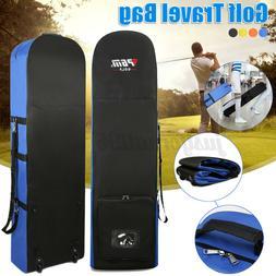 Wheel Golf Bag Travel Large Storage Bag Golf Aviation Bag Fo