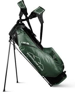 Sun Mountain 2.5+ Stand Golf Bag Ultralight - Black/Green