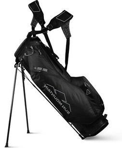 Sun Mountain 2.5+ Stand Golf Bag Ultralight - Black