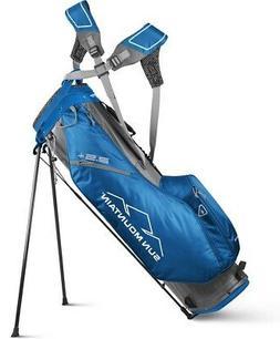 Sun Mountain 2.5+ Stand Golf Bag Ultralight - Gray/Cobalt