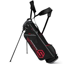 Sun Mountain 2 Five Golf Stand Bag Carry Two 5 2016 Black/Gu