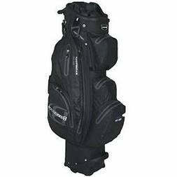 2016 Bennington Quiet Organizer 14 Dry Golf Cart Bag - Black