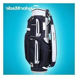 TAYLORMADE 2016 RBZ Golf Caddy Bag Navy Ladies Tour Carry Ca