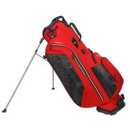 OGIO 2017 CIRRUS STAND GOLF BAG FIERY RED 7-WAY TOP DOUBLE S