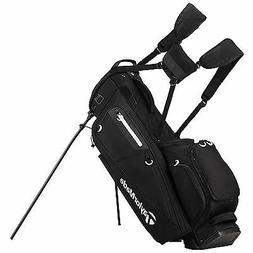 TaylorMade 2017 Flextech Stand Bag Black NEW 8532