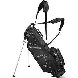 2017 Sun Mountain Front 9 Stand Bag Black NEW