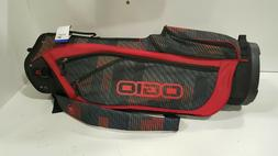 OGIO 2017 TYRO CART BAG, BUZZ SAW FIRE