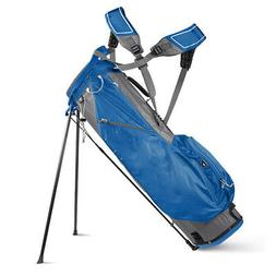 Sun Mountain 2018 2.5+  Stand Bag - Gray/Cobalt - CLOSEOUT