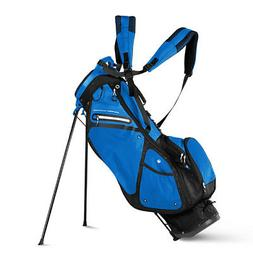 Sun Mountain 2018 3.5 LS  Stand Bag - Black / Cobalt -CLOSEO