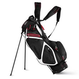 Sun Mountain 2018 3.5 LS  Stand Bag - Black / White / Red -C