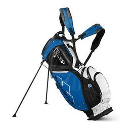 Sun Mountain 2018 4.5 Zero G Stand Bag - Black / Cobalt / Wh