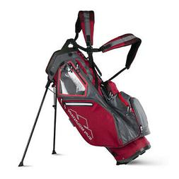 Sun Mountain 2018 5.5 LS Stand Bag - Chili / Gunmetal - CLOS