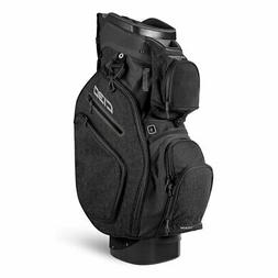 Sun Mountain 2018 C-130 5-Way  Cart Bag - Black - CLOSEOUT
