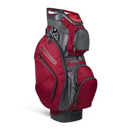Sun Mountain 2018 C-130  Cart Bag - Chili / Gunmetal - CLOSE