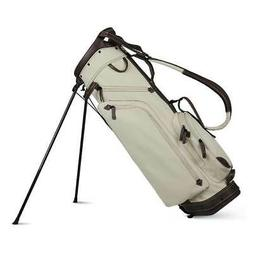 Sun Mountain 2018 Canvas / Leather Stand Bag