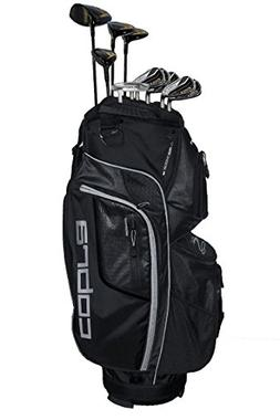 Cobra Men's 2018 F-Max Complete Set Black-Gold, 11.5D, 3W, 5