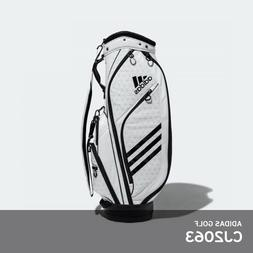 Adidas Golf 2018 Light Weight 10lb Caddie Cart Bag 9In 5-Way
