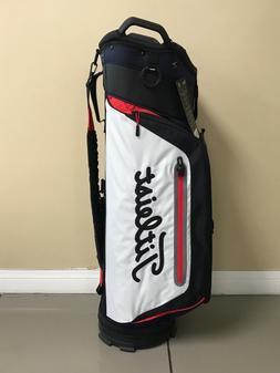 2018 New Titleist Deluxe CB Club 14 Golf Cart Bag  -