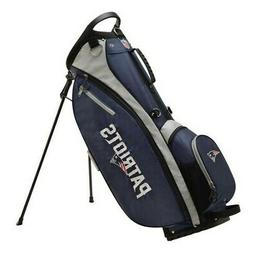 Wilson 2018 NFL Carry Golf Bag, New England Patriots