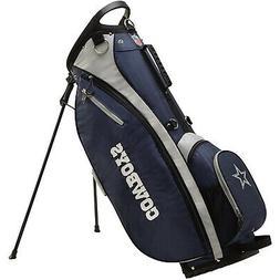 Wilson 2018 NFL Carry Golf Bag, Dallas Cowboys