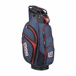 Wilson 2018 NFL Golf Cart Bag, New York Giants