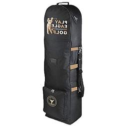 PLAYEAGLE 2018 Nylon Golf Aviation Bag with Burglarproof God