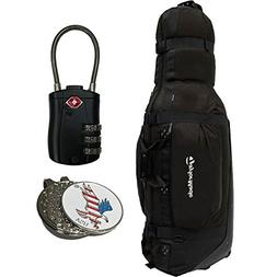 TaylorMade 2018 Players Golf Travel Cover Bag by Club Glove