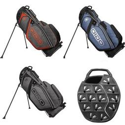 NEW OGIO SILENCER GOLF STAND BAG CHOOSE YOUR COLOR. ORGANIZE