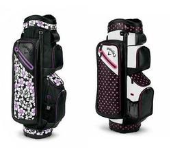 2018 Callaway Womens Golf Uptown Cart Bag Pick a Color