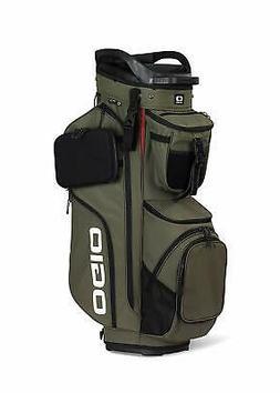 2019 Ogio Alpha Convoy 514 Cart Golf Bag - Olive