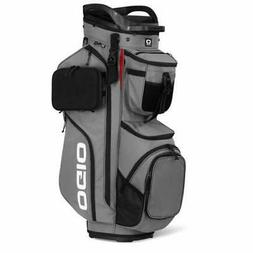 2019 Ogio Alpha Convoy 514 Cart Golf Bag - Charcoal