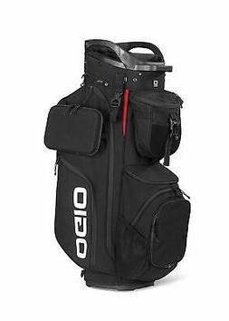2019 Ogio Alpha Convoy 514 Cart Golf Bag - Black
