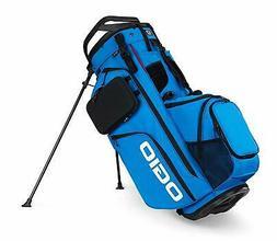 2019 Ogio Alpha Convoy 514 RTC Stand Golf Bag - Royal Blue