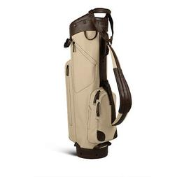 Sun Mountain Canvas/Leather Cart Bag - 2019