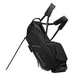 162ee66b7fc1 2019 TaylorMade Flextech Crossover Golf Stand Bag Black