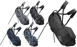 TaylorMade 2019 FlexTech Lifestyle Stand Bag 5 Way Top Choos