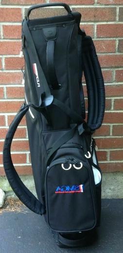 2019 TaylorMade Flextech Lite Stand Golf Bag - Black -M71477