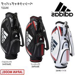 "2019 adidas GOLF JAPAN BASIC CADDY BAG 9"" 5.73 lb XA227 Ligh"
