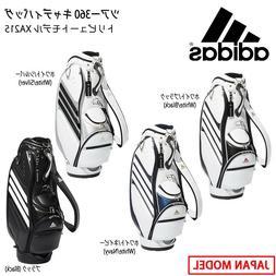 """2019 adidas GOLF JAPAN TOUR360 CADDY BAG 9.5"""" 9.04 lb XA215"""