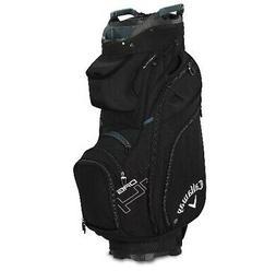2019 Callaway Golf Org 14 Cart Bag - Black/Titanium/White