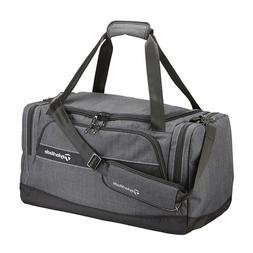 2019 TaylorMade Grey/Black Players Backpack Duffle Bag/Carry