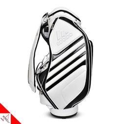 """Adidas 2019 JLE Tour 360 Men Caddie Cart Bag 9"""" 4Way 8.5lb P"""