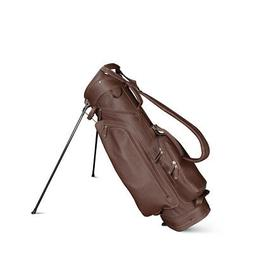 2019 Sun Mountain Leather Stand Bag