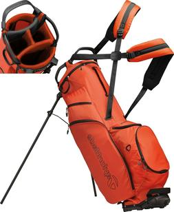 TaylorMade 2019 LiteTech 3.0 Stand Golf Bag - Blood Orange