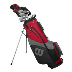 2019 Wilson Staff Men's Profile SGI Package Set With Stand B
