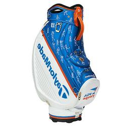 2019 TaylorMade PGA Championship Staff Bag Blue/White NEW