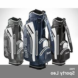 Ping 2019 Sporty Leo Men's Golf Club Bag 9In Light-Weight 5.