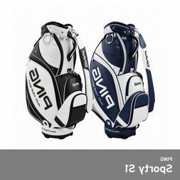 Ping 2019 Sporty S1 Men's Golf Club Bag 9Inch 9.5lb PU/PVC C